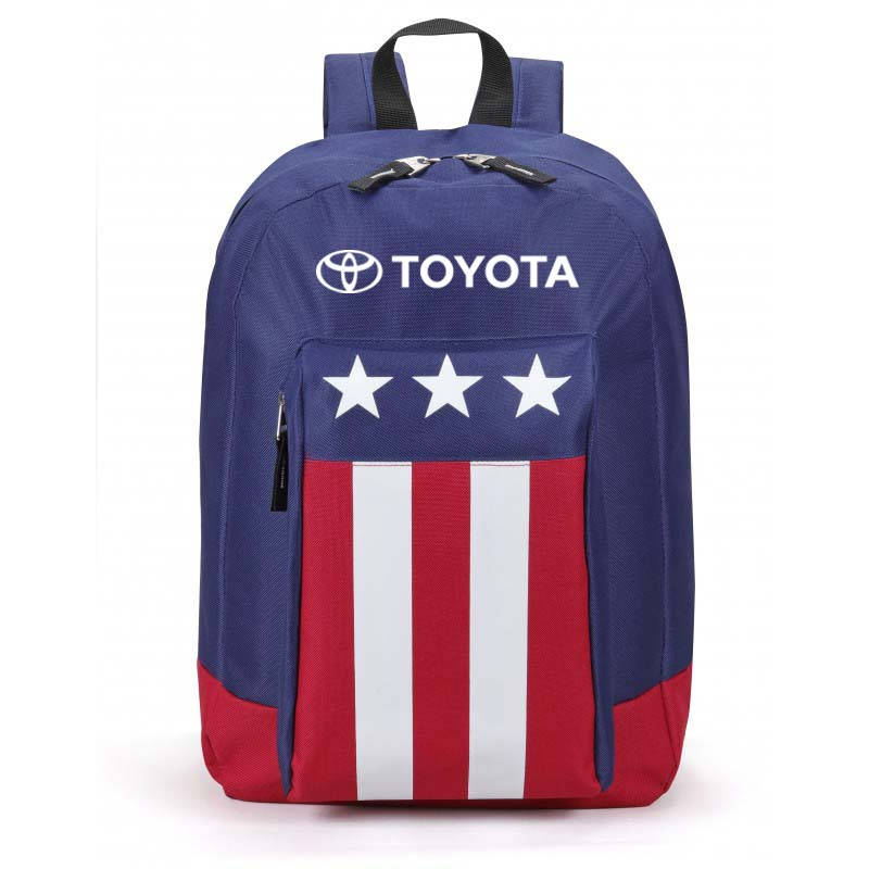 USA PATRIOTIC BACKPACK