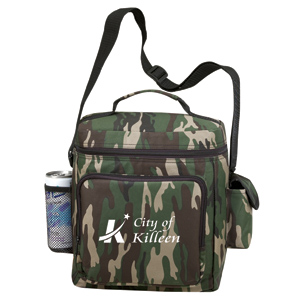 CAMOUFLAGE PICNIC COOLER