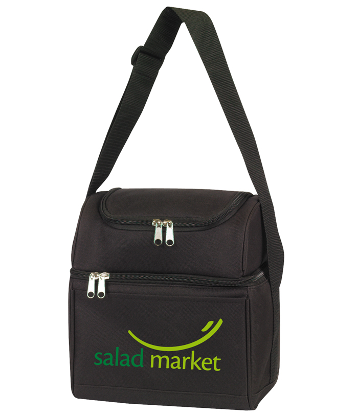 DAIN 2 IN 1 BAG AND 6 CAN COOLER