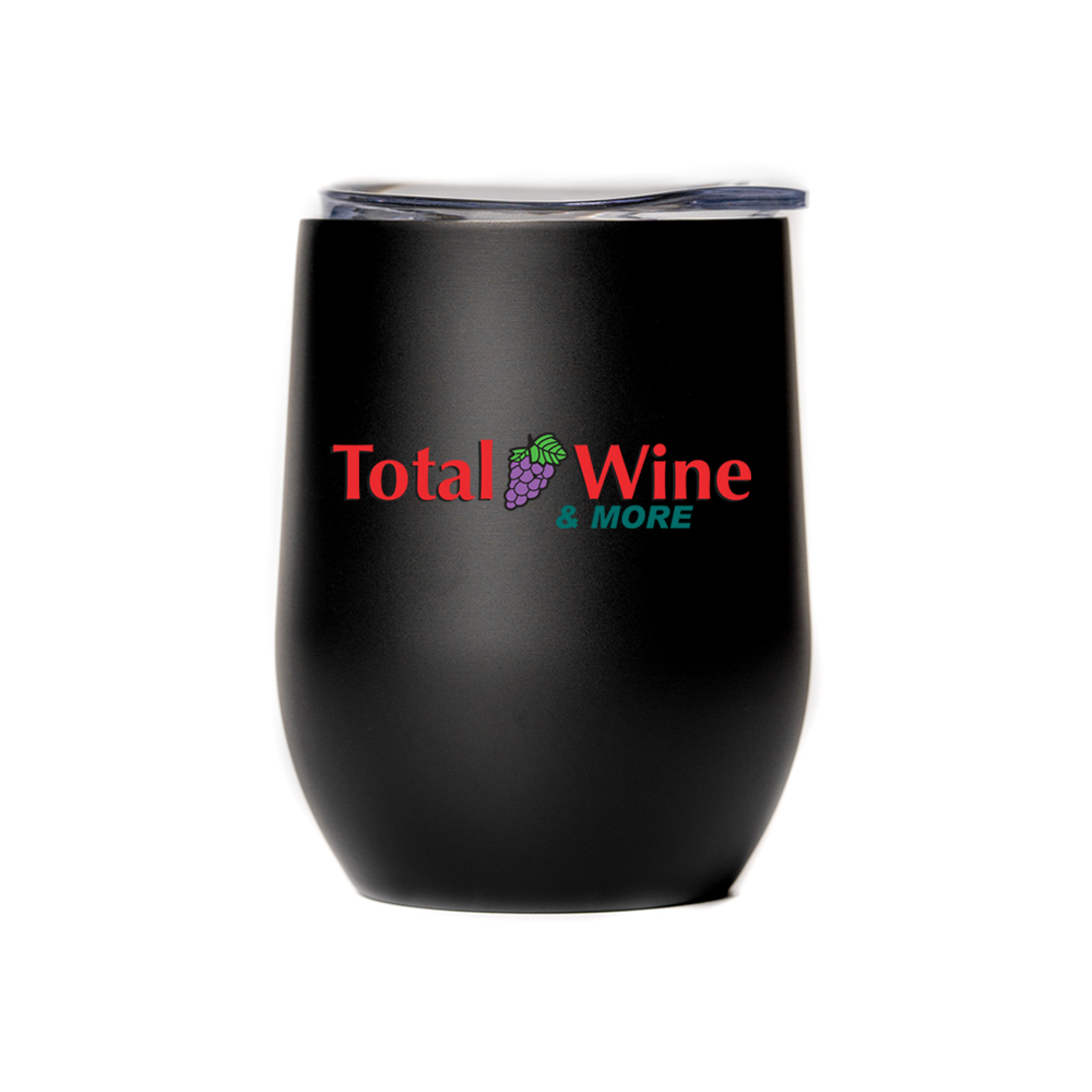 DREW 9OZ STAINLESS STEEL VACUUM INSULATED WINE CUP