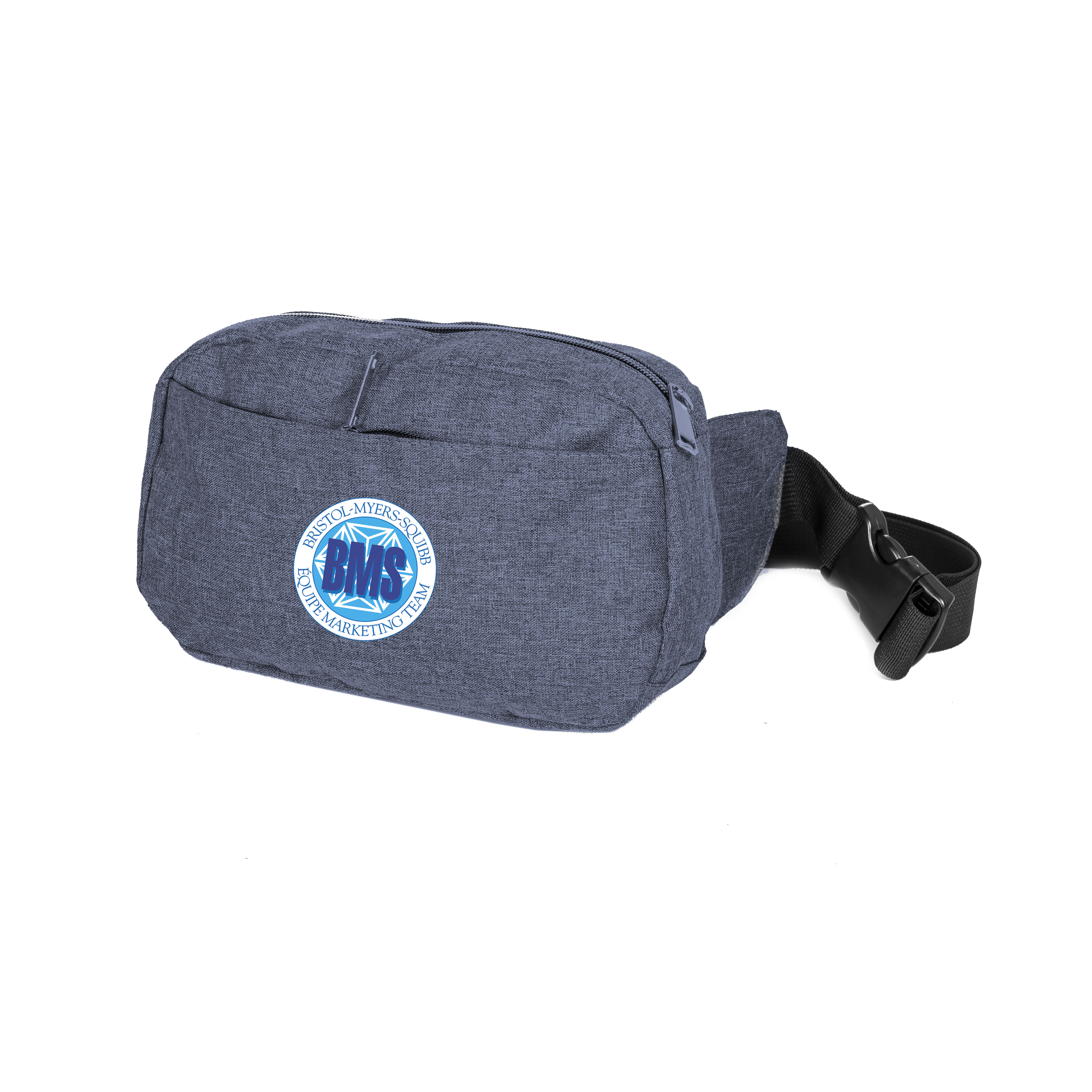 SPENCER THREE ZIPPER FANNY PACK