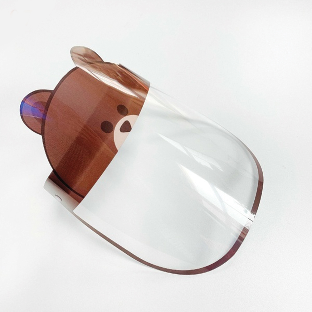 PROTECTIVE FACE SHIELD FOR KIDS