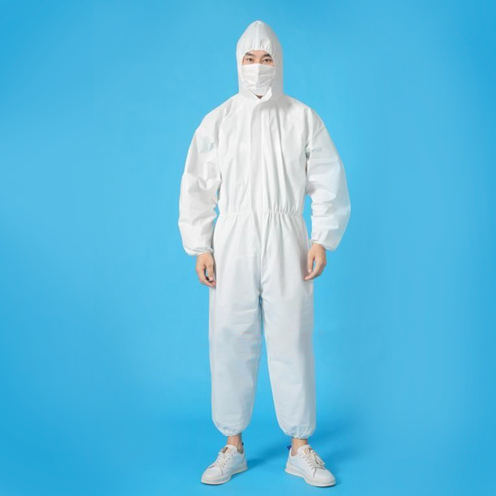LEVEL 1 MEDICAL ISOLATION COVERALL GOWN