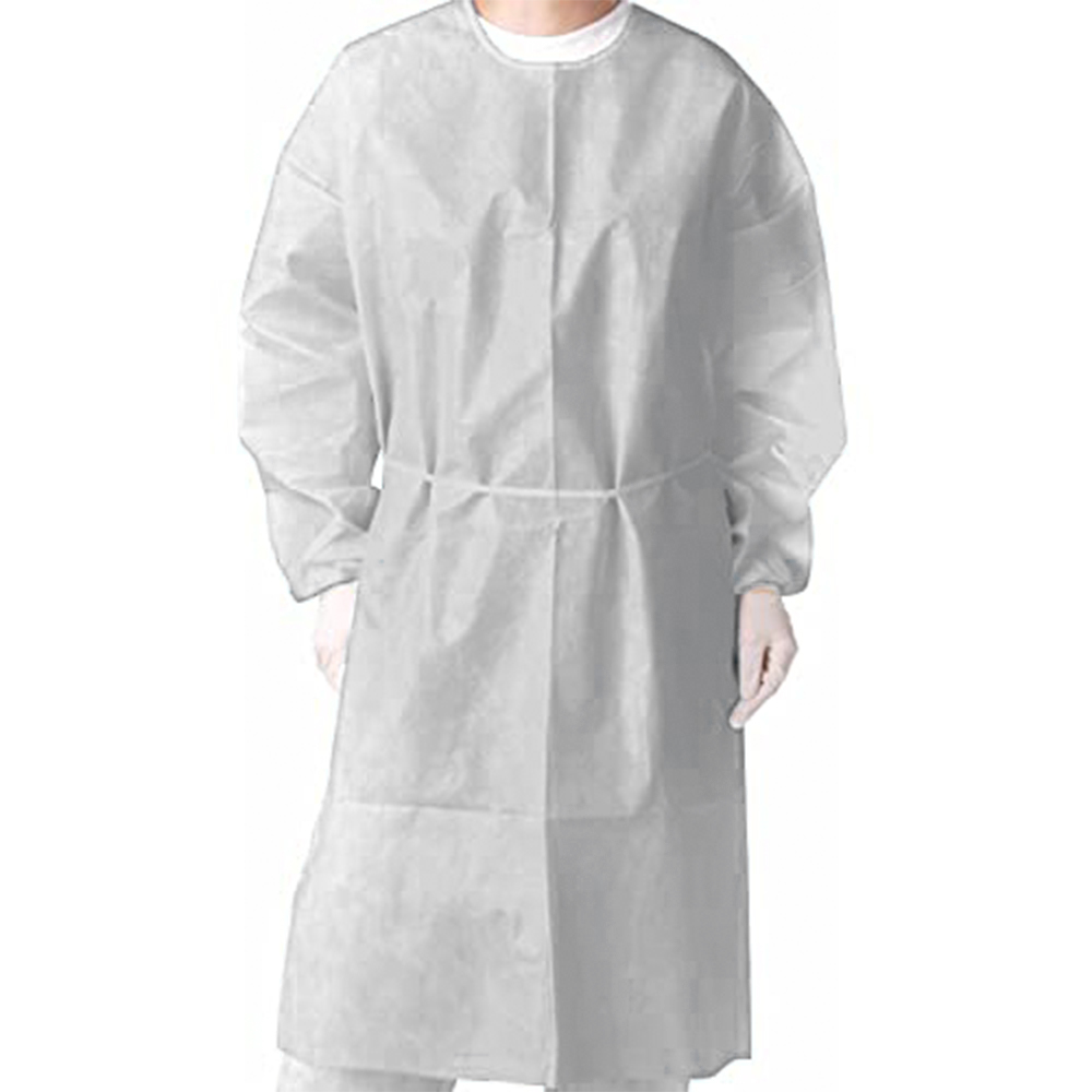 SPP+PE ISOLATION GOWN
