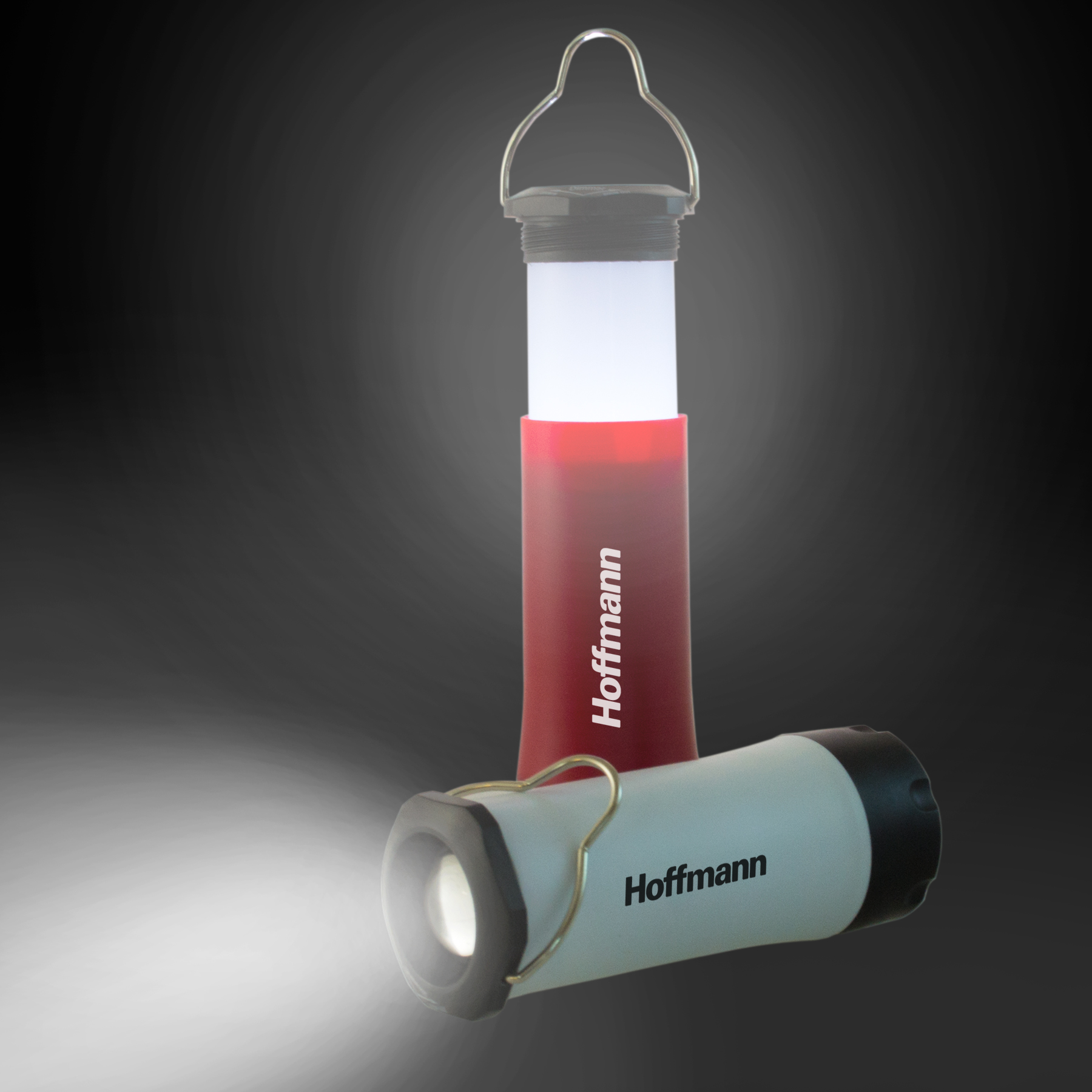FLASHLIGHT WITH LANTERN AND STROBE COMBO