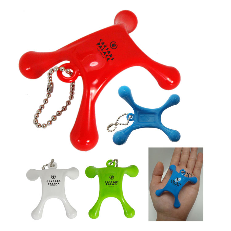 MINI MASSAGER WITH  KEY CHAIN