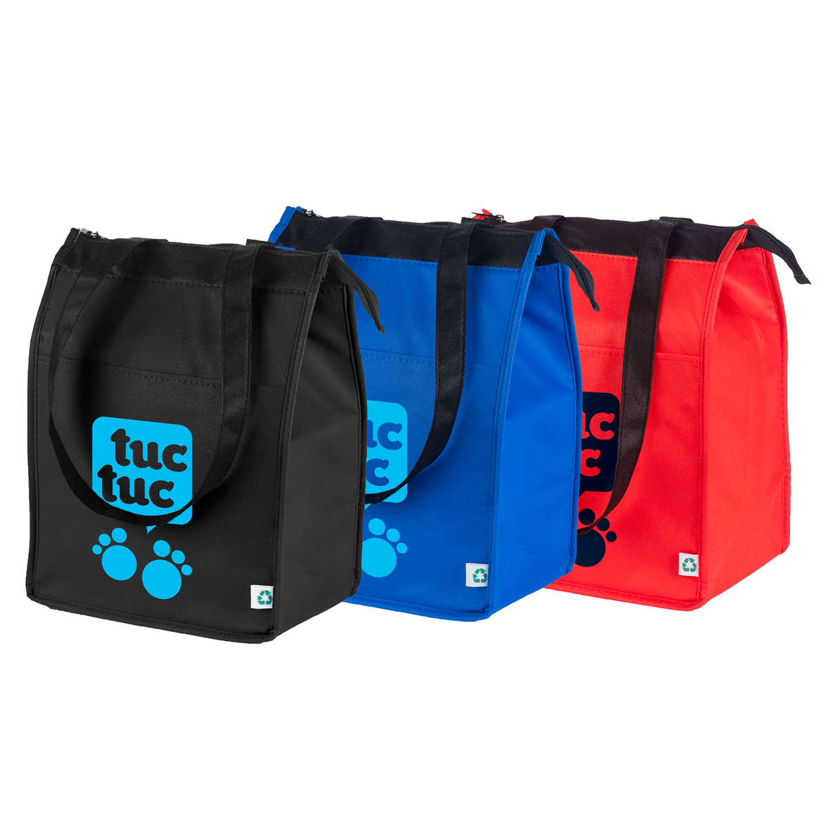 NON-WOVEN BAG COOLERS