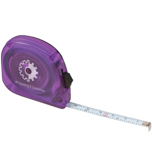 TRANSPARENT TAPE MEASURE