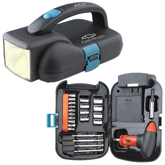 FLASHLIGHT TOOL SET