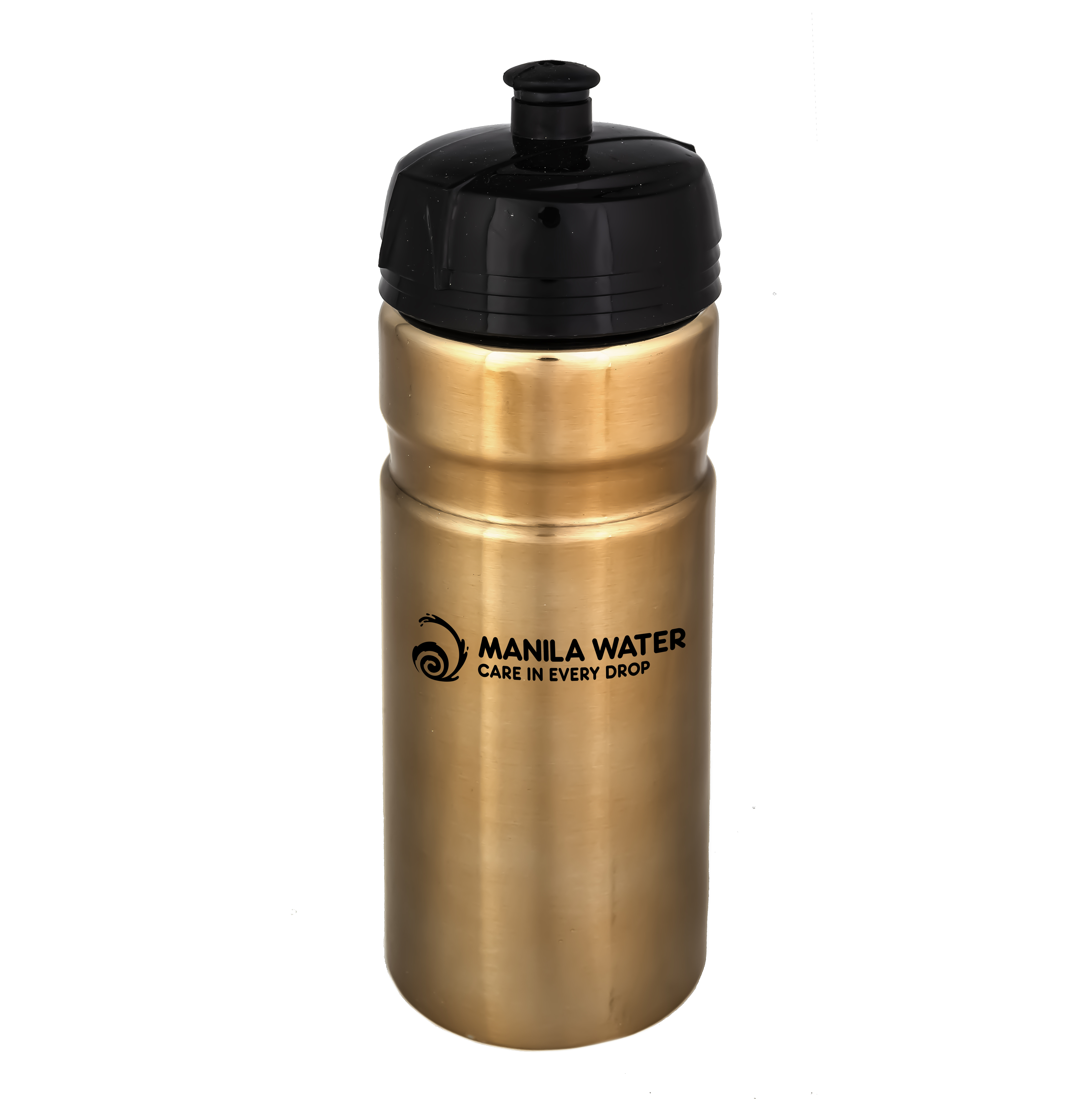 17 OZ. SIENNA   DOUBLE WALL INSULATED  SPORTS BOTTLE.