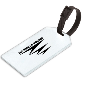 CLEARVIEW LUGGAGE TAG